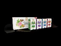Чай в подарочных коробках