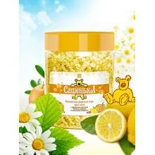 Сашенька соль крымская морская для ванн гипоаллергенная  500гр Царство ароматов купить