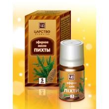 Эфирное масло Пихта 5мл. Царство ароматов купить