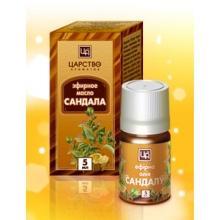 Эфирное масло Сандаловое дерево 5 мл. Царство ароматов купить