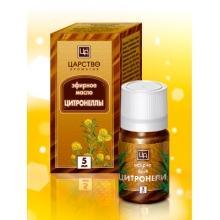 Эфирное масло Цитронелла 5мл. Царство ароматов купить
