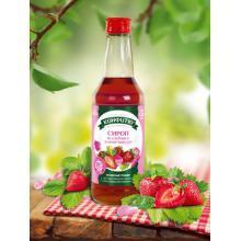 Сироп из клубники с лепестками роз Царство ароматов купить