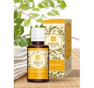 Абрикосовых семян масло косметическое 30мл. Царство ароматов купить