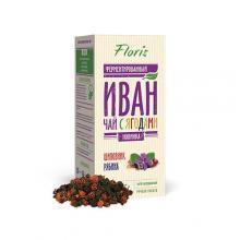 Иван чай с ягодами Чай в пачках Флорис