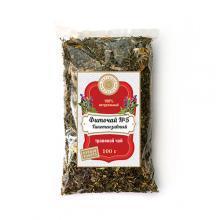 Фиточай №5 Гипотензивный Чай в пакетах 100г Флорис