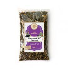 Фиточай №7 Сердечный Чай в пакетах 100г Флорис