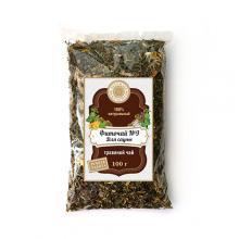 Фиточай №9 Для сауны Чай в пакетах 100г Флорис