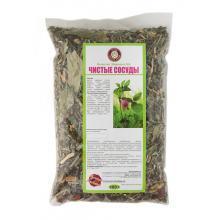 Чай Чистые сосуды целлофан 100гр Травы горного крыма купить
