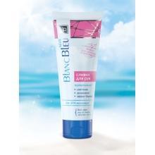 Сливки косметические для ухода за кожей рук из серии Blanc Bleu 100г Царство ароматов купить
