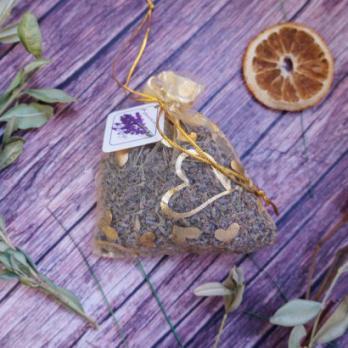 Лавандочка (саше) Травы горного крыма купить