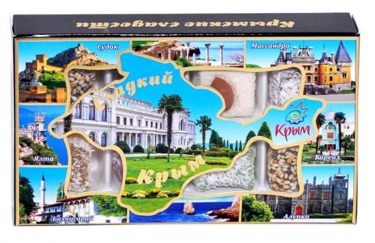 Крымские сладости  сладкий Крым Ливадийский дворец 140 гр Крымский десерт купить