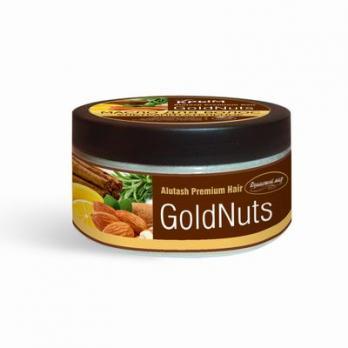 Масло для волос GoldNuts ультрапитательное Алуштинский эфиромасличный завод купить