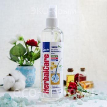 Гидролат микс для тонких и безжизненных волос HerbalCare Алуштинский эфиромасличный завод купить