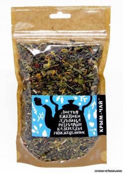 Чай Ассорти с можжевельником 70гр Крым-чай
