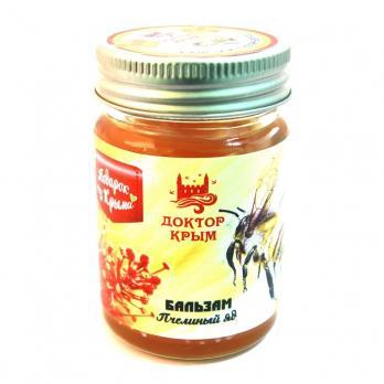 Бальзам Пчелинный яд обезболивающий Доктор крым купить