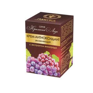 Крем-антиоксидант увлажняющий с экстрактом винограда Пантика