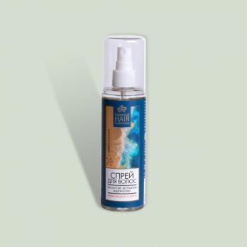 Спрей для волос Темозащита и блеск Seaweed Hair Collection Крымская натуральная коллекция