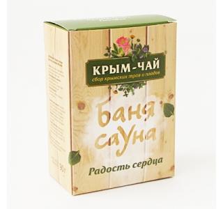 Чай для сауны и бани РАДОСТЬ СЕРДЦА Крым чай купить