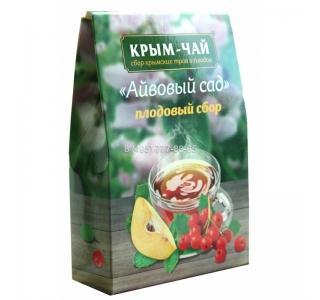 Крым чай плодовый сбор АЙВОВЫЙ САД 130гр купить