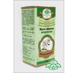 Масло эфирное натуральное Пачулевое 5мл. Никитский ботанический сад купить