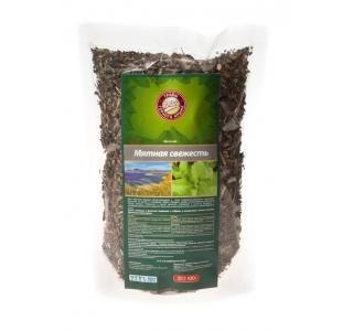 Чай Мятная свежесть целофан 100гр Травы горного крыма купить