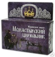 Крымское мыло Монастырский цирюльник 80г Формула здоровья купить