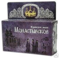 Крымское мыло Монастырское 80гр Формула здоровья купить