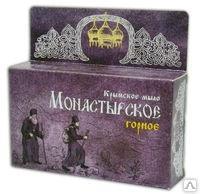 Крымское мыло Монастырское Горное 80г Формула здоровья купить