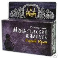 Крымский натуральный твердый шампунь - Горный Крым 80г. Формула здоровья купить